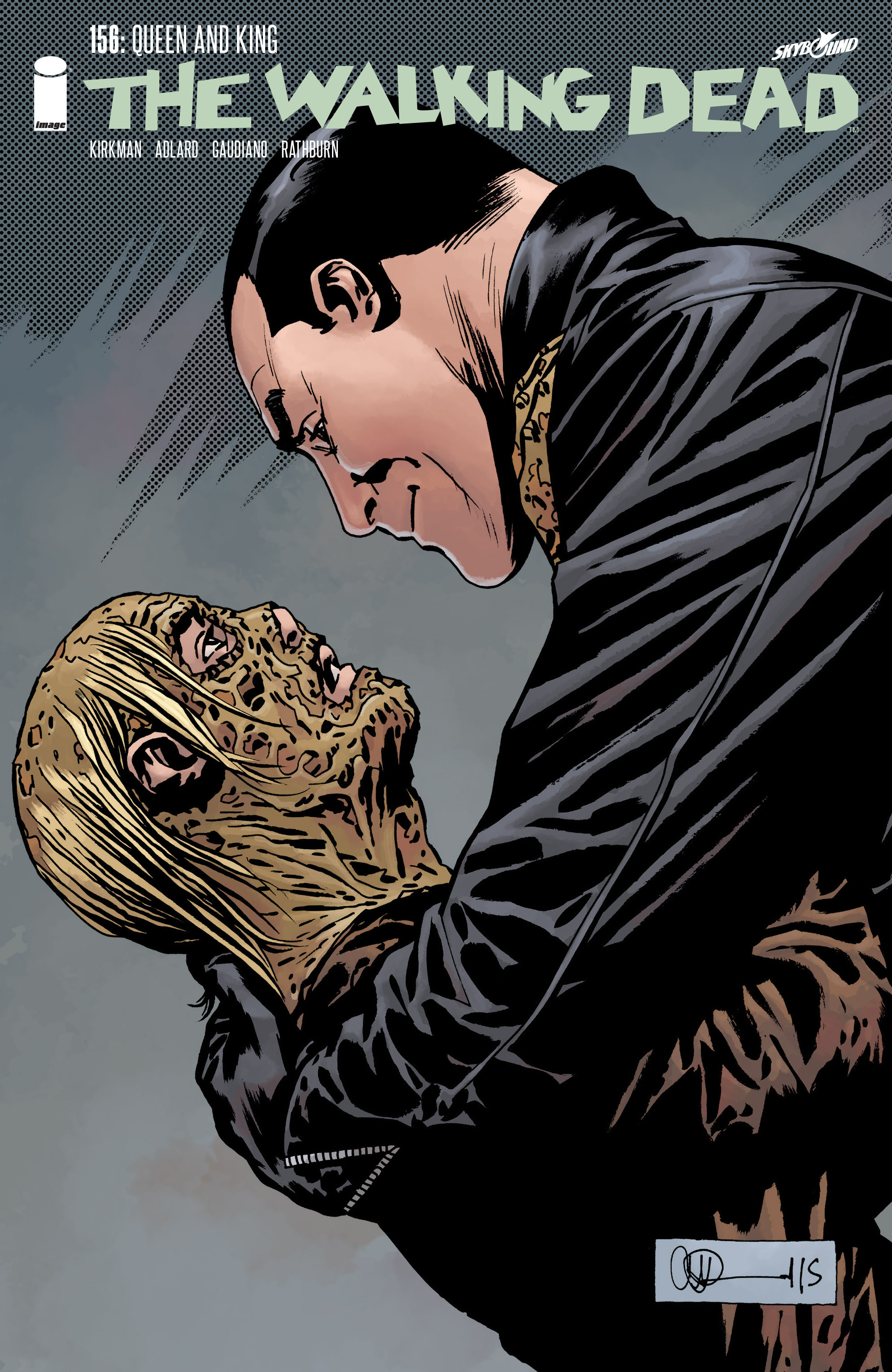 The Walking Dead Tome 26 FR Cbr