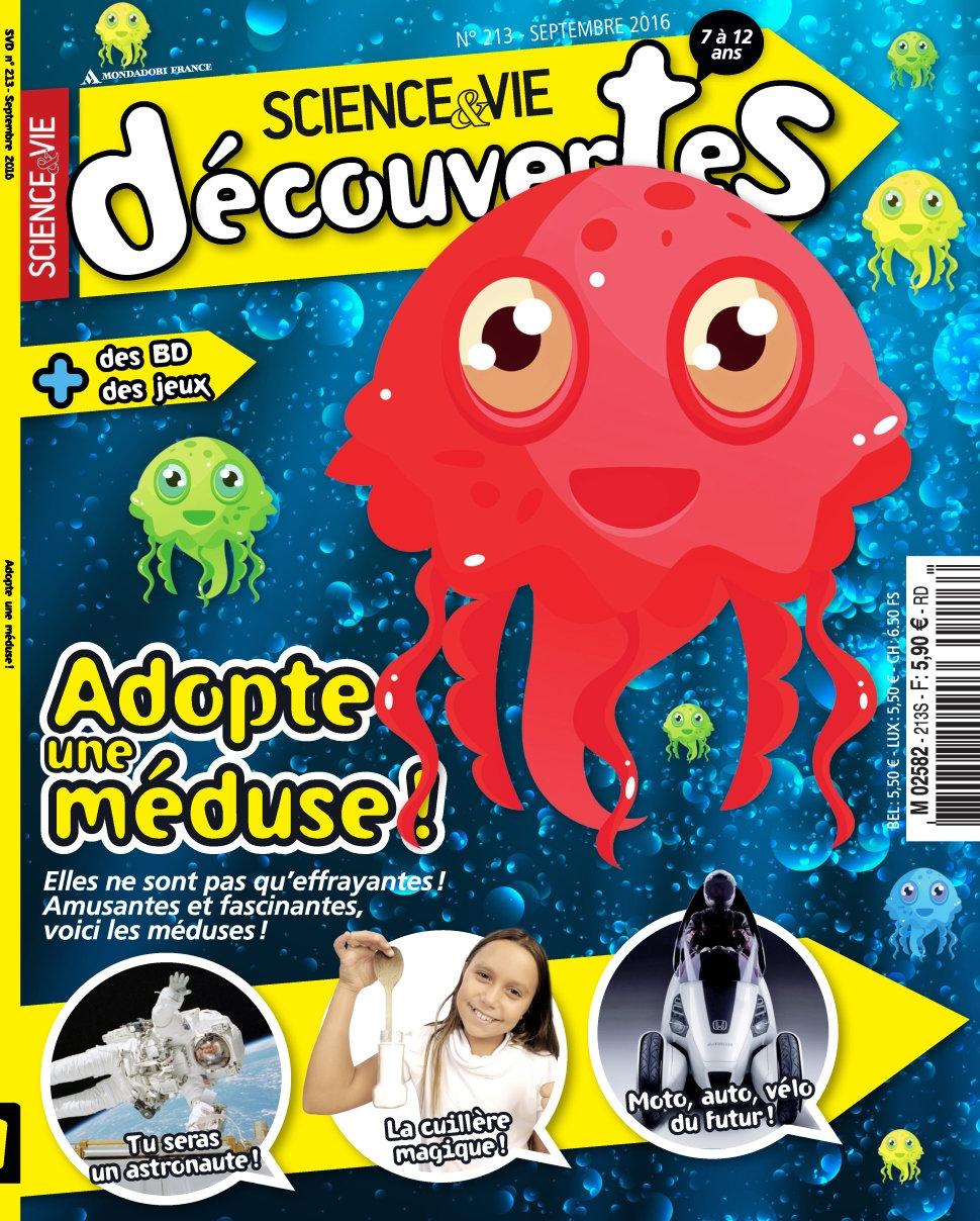 Science & Vie Découvertes N°213 - Septembre 2016