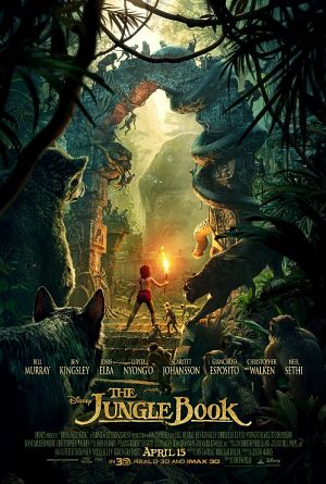 The Jungle Book (2016) poster image