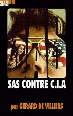 De Villiers Gerard - [SAS-002] SAS contre CIA