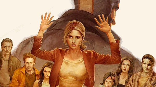 Buffy en comics