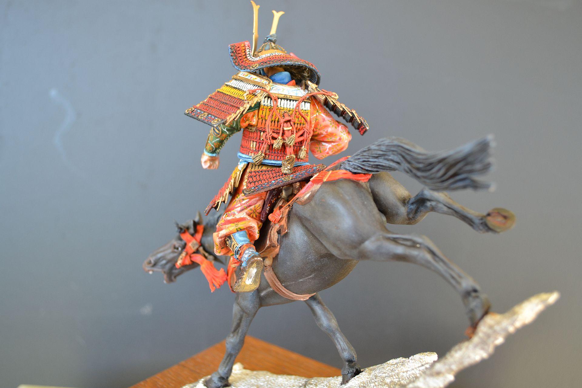 figurine pegaso - samouraï 90 mm - Page 3 160807053840845321