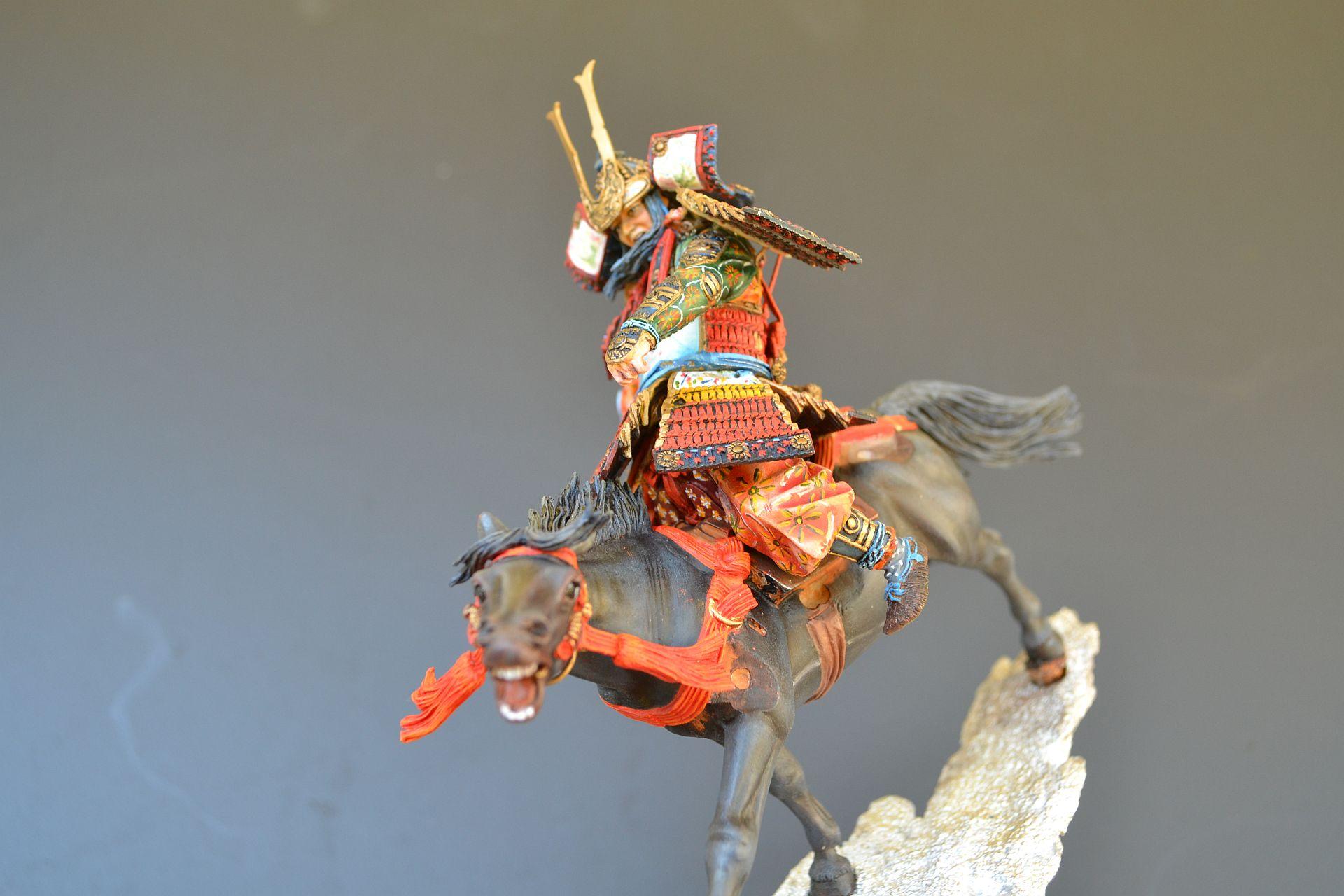 figurine pegaso - samouraï 90 mm - Page 3 16080705384311811
