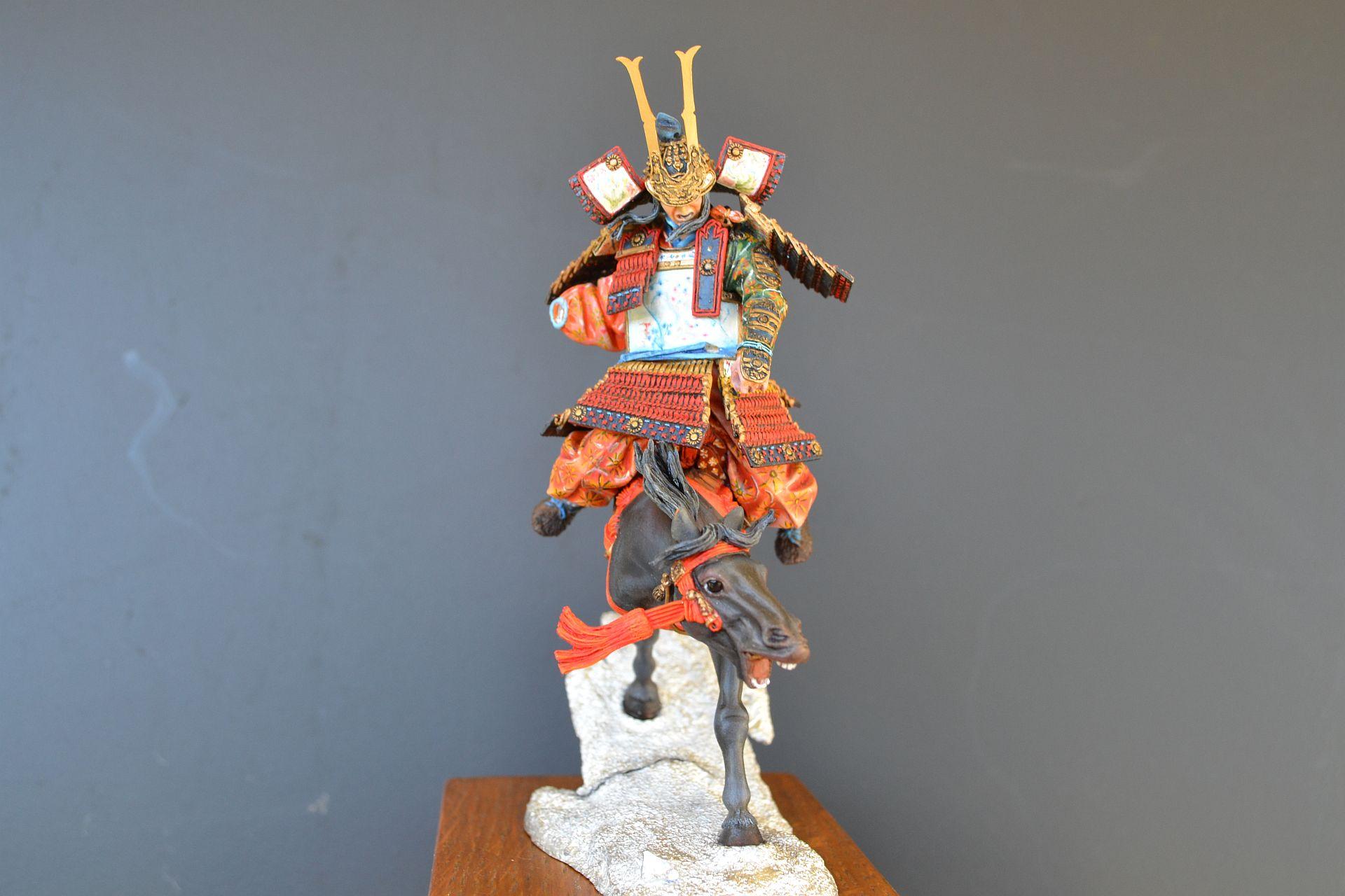 figurine pegaso - samouraï 90 mm - Page 3 160807053847255745
