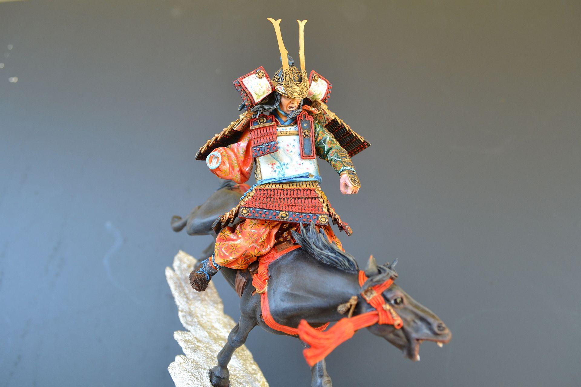figurine pegaso - samouraï 90 mm - Page 3 160807053849798429