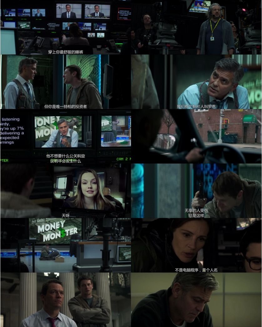 Money Monster 2016 1080p HDRip x264-FEWAT
