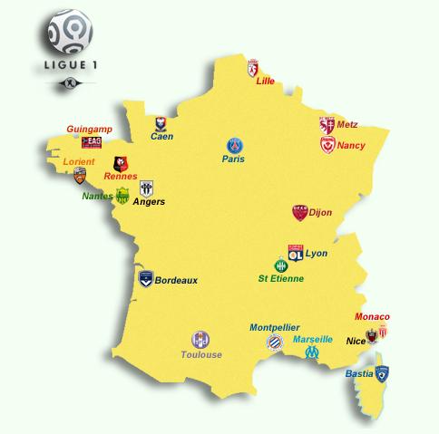 Paris des matchs de Ligue 1 saison 2016-2017  160810033442335027