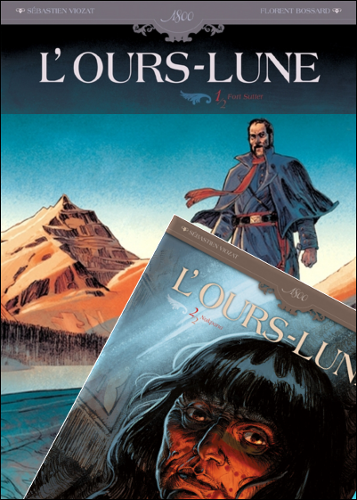L'Ours-Lune - INTÉGRALE 02 Tomes | PDF