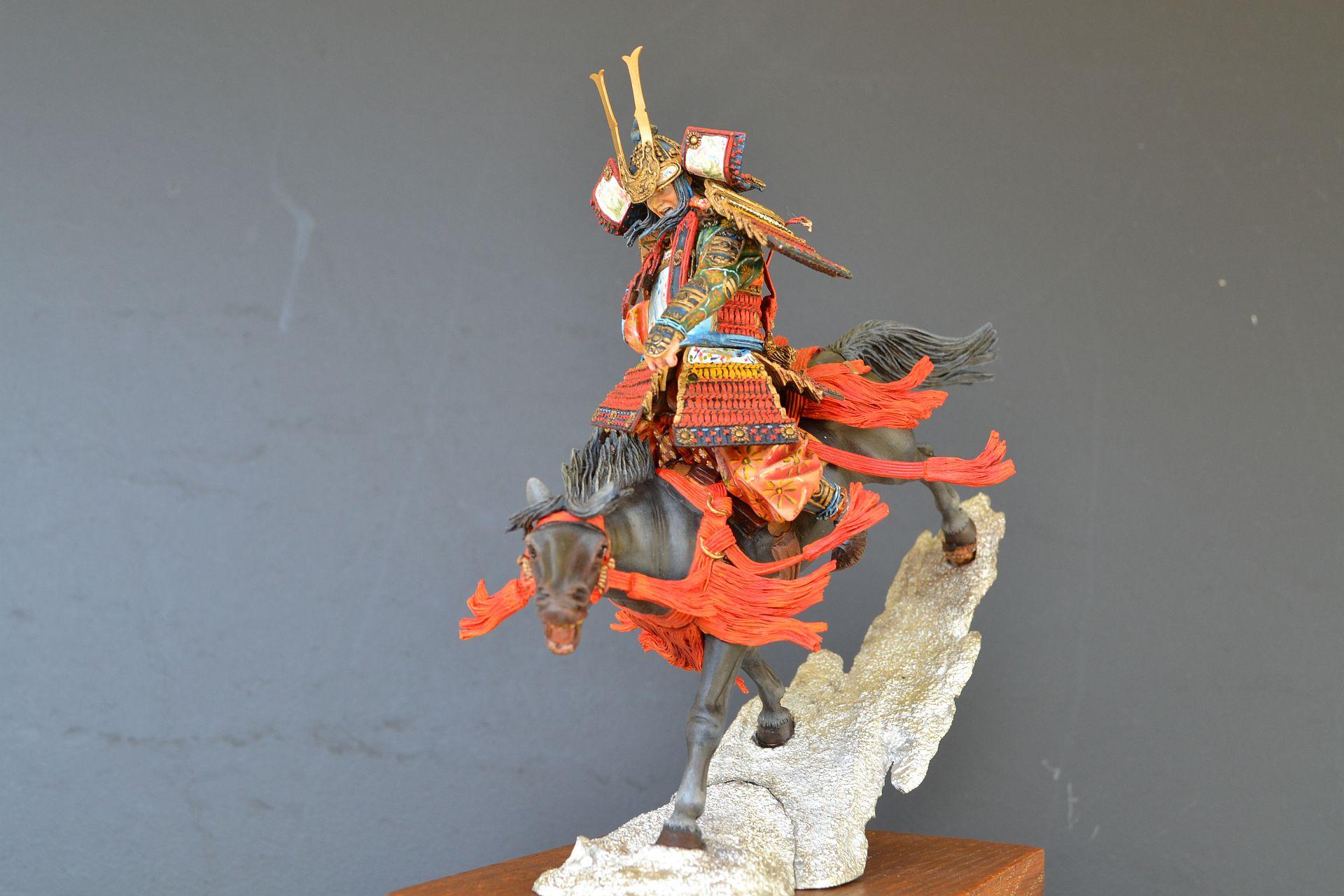 figurine pegaso - samouraï 90 mm - Page 3 160811060115639661