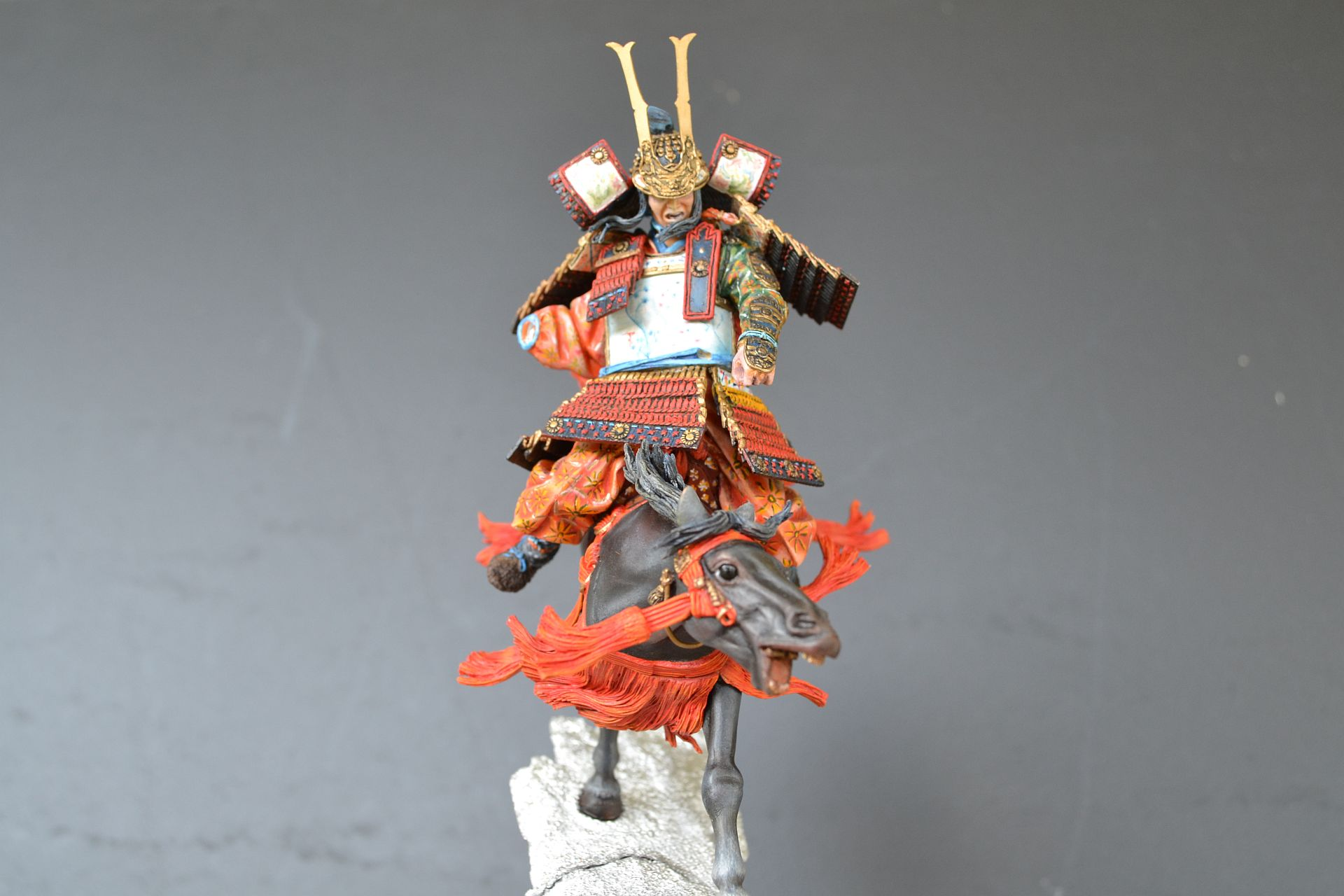 figurine pegaso - samouraï 90 mm - Page 3 160811060120436596