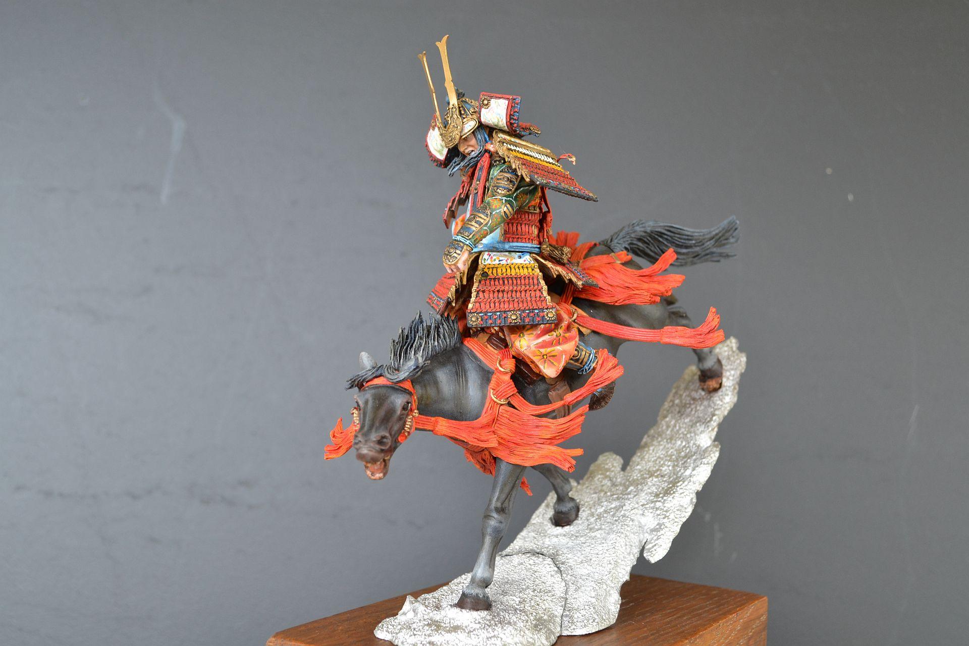 figurine pegaso - samouraï 90 mm - Page 3 160811060122885720