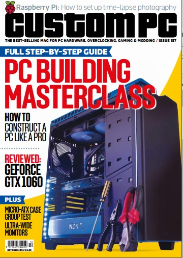 Custom PC - October 2016