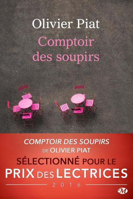 Comptoir Des Soupirs - Olivier Piat