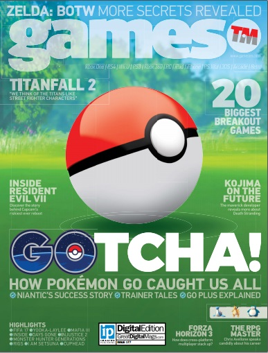 gamesTM - Issue 177 2016