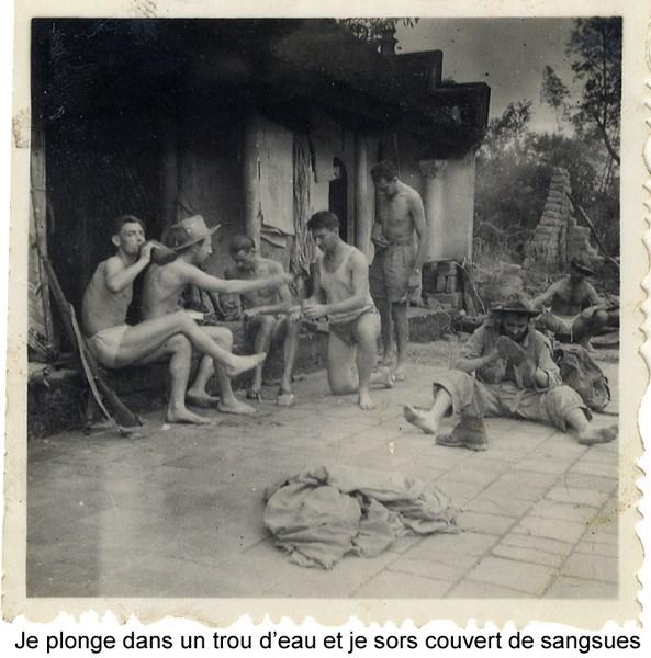 la vie d'un gendarme en poste en Indochine en 1948 160814073421374260