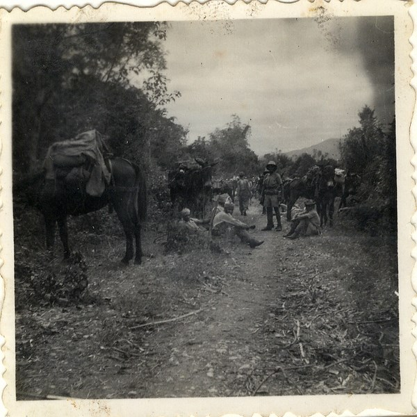 la vie d'un gendarme en poste en Indochine en 1948 160814073427288457