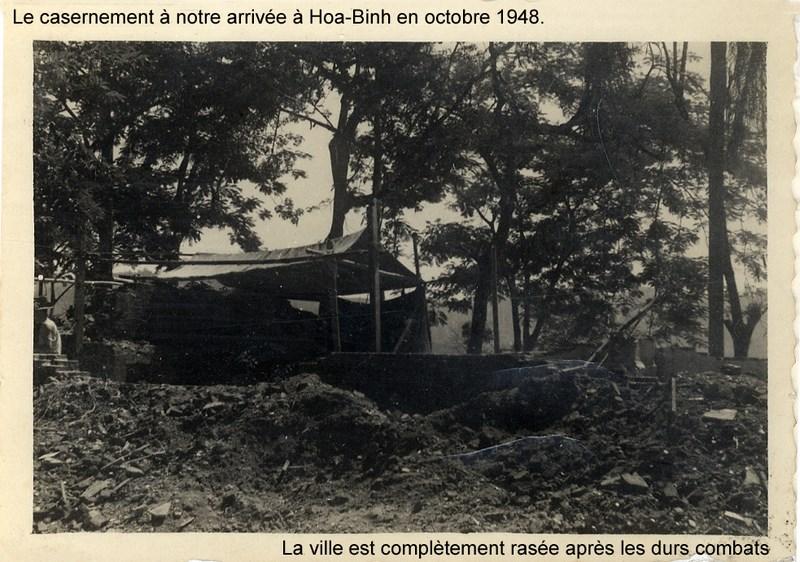 la vie d'un gendarme en poste en Indochine en 1948 160814073428281282