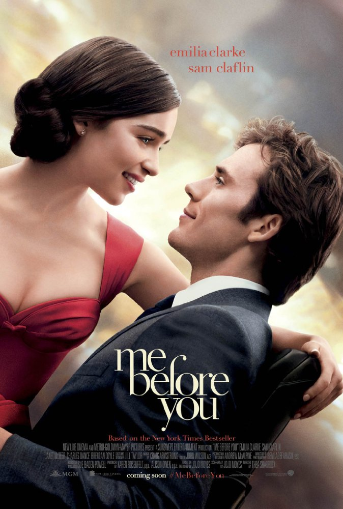 Me Before You (2016) poster image