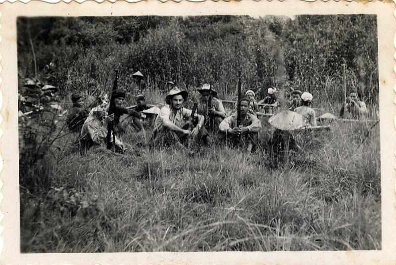 la vie d'un gendarme en poste en Indochine en 1948 160814110148408365
