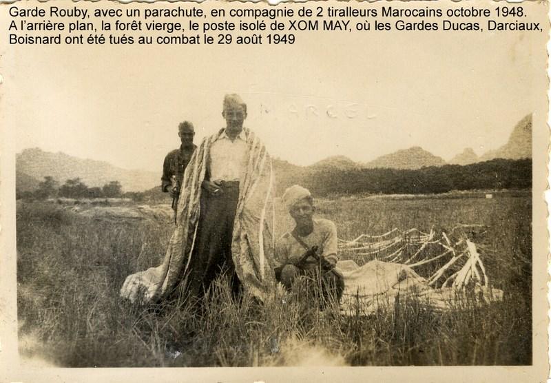 la vie d'un gendarme en poste en Indochine en 1948 160814110148788963