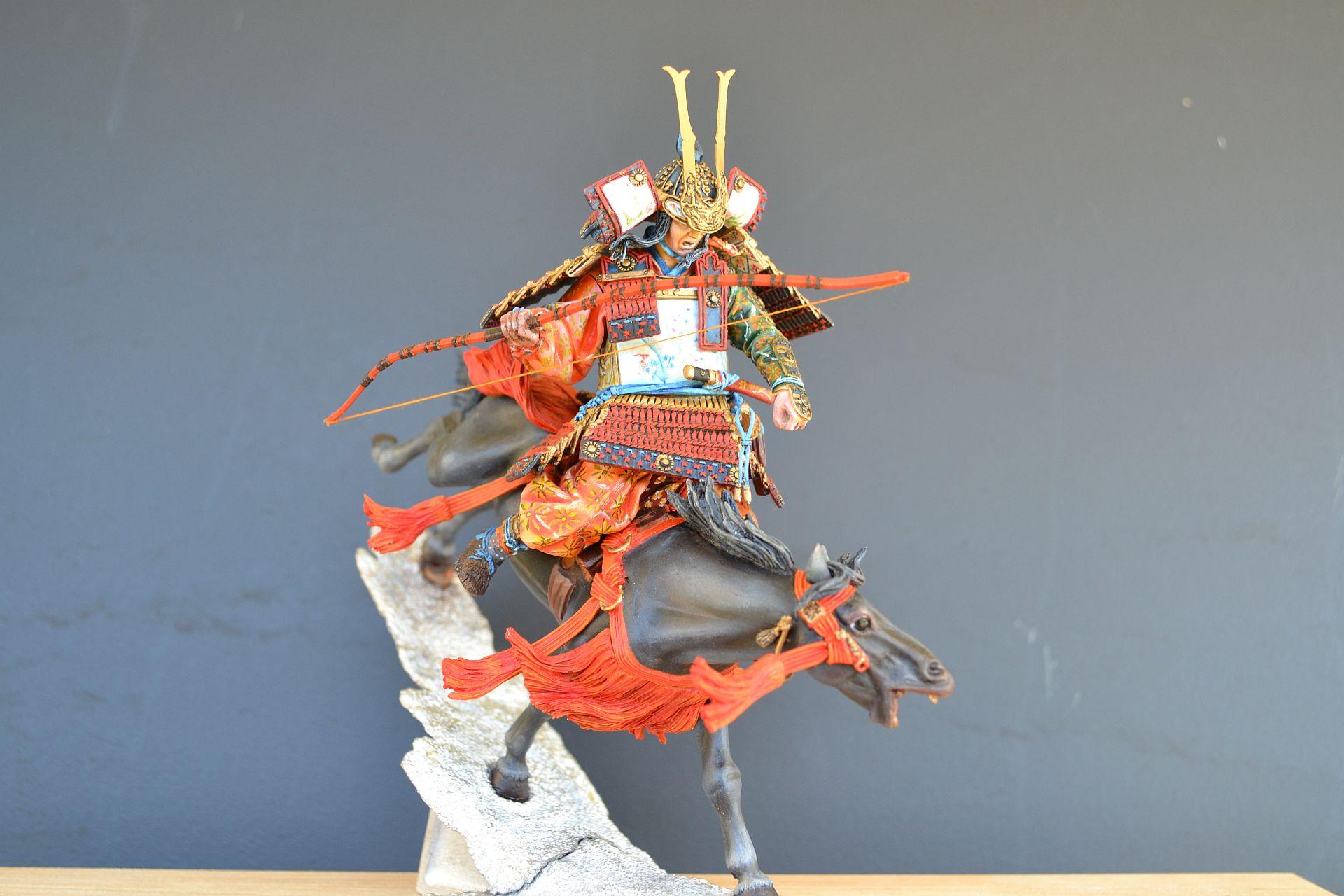 figurine pegaso - samouraï 90 mm - Page 3 160814111615737289