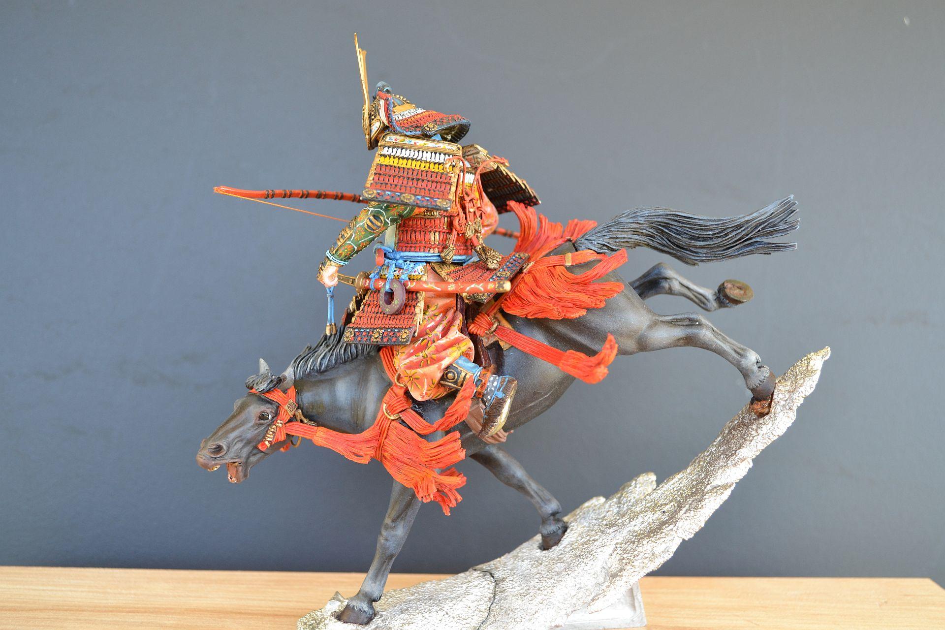 figurine pegaso - samouraï 90 mm - Page 3 160814111616194858