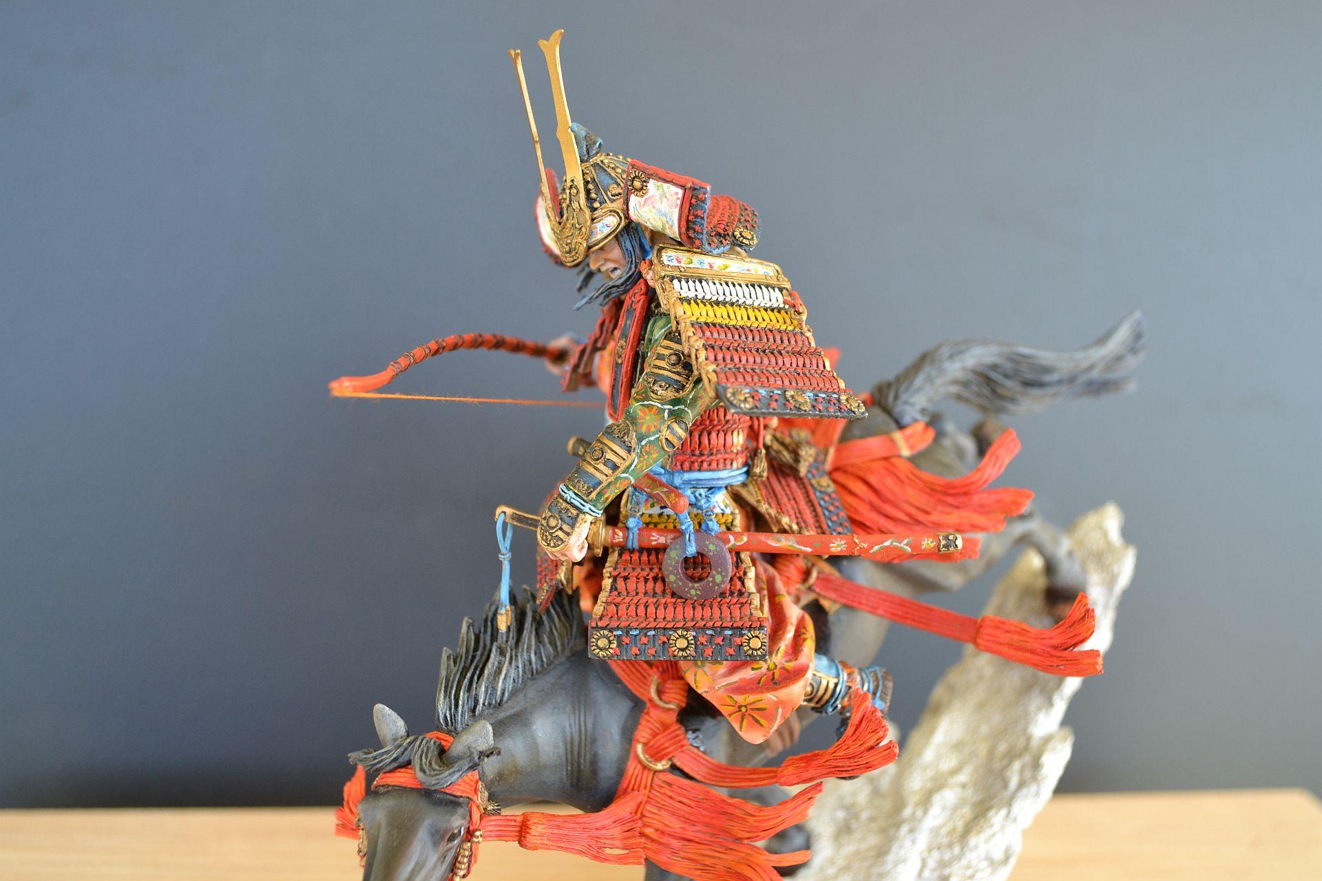 figurine pegaso - samouraï 90 mm - Page 3 160814111617511162