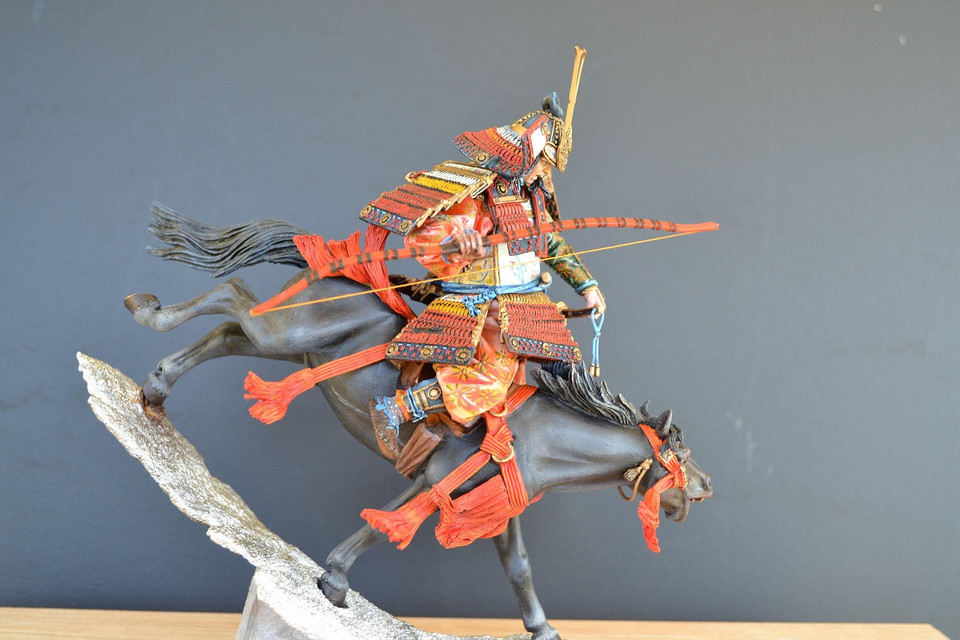 figurine pegaso - samouraï 90 mm - Page 3 160814111618232817