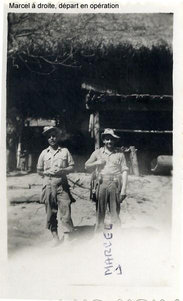 la vie d'un gendarme en poste en Indochine en 1948 16081706245578458