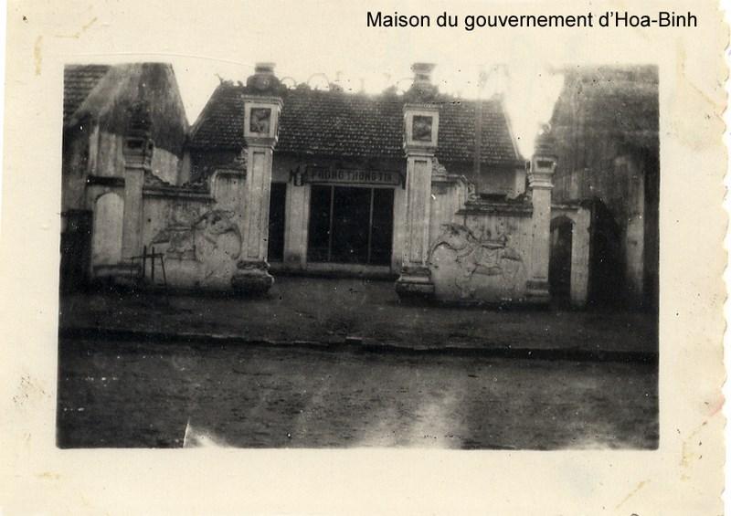 la vie d'un gendarme en poste en Indochine en 1948 160817062456523611