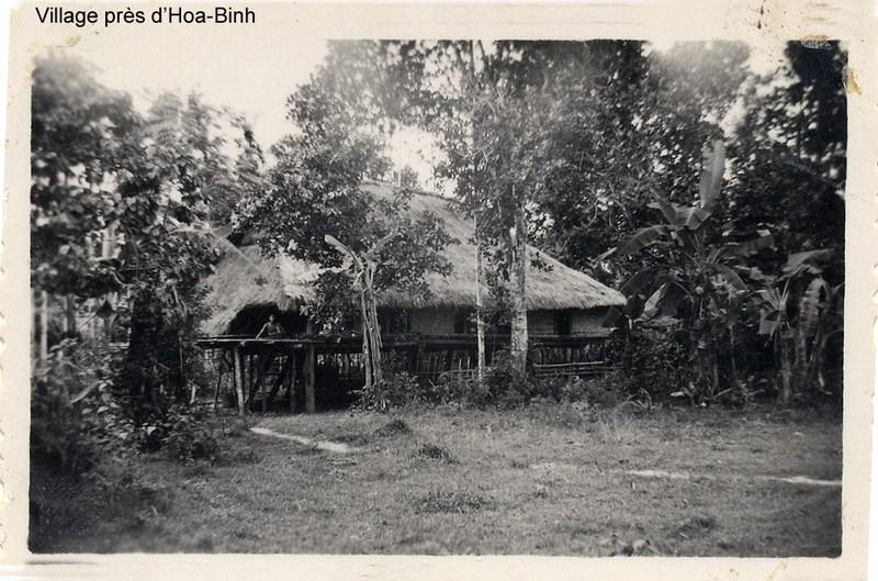 la vie d'un gendarme en poste en Indochine en 1948 160817062457967749