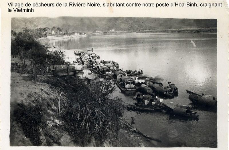 la vie d'un gendarme en poste en Indochine en 1948 160817064945819228