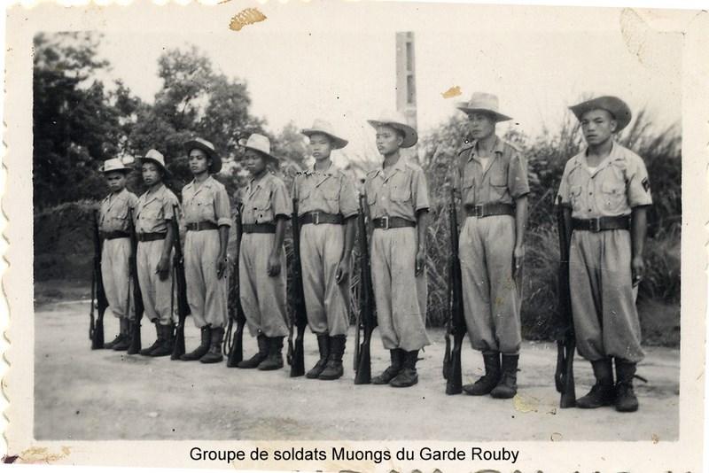 la vie d'un gendarme en poste en Indochine en 1948 160817064949754356