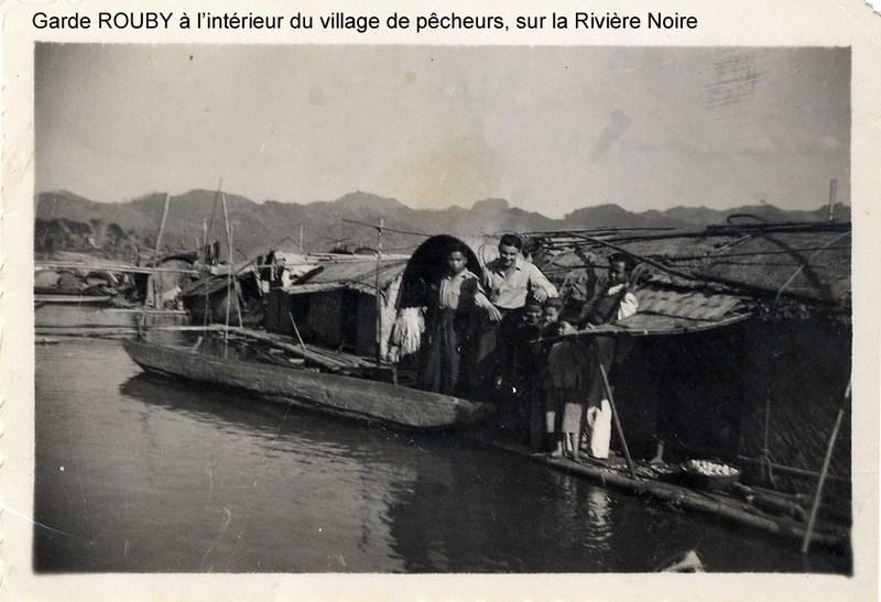 la vie d'un gendarme en poste en Indochine en 1948 160817064952181119