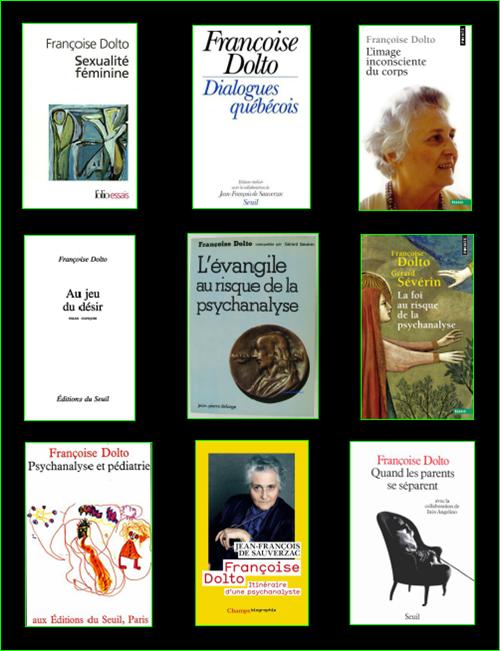 [REQ] Dolto, Françoise - Pack - 9 (Livres, Essais) [ePub]