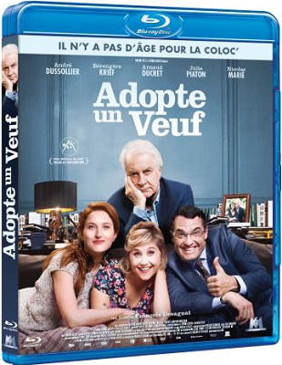 Adopte Un Veuf bluray 1080p
