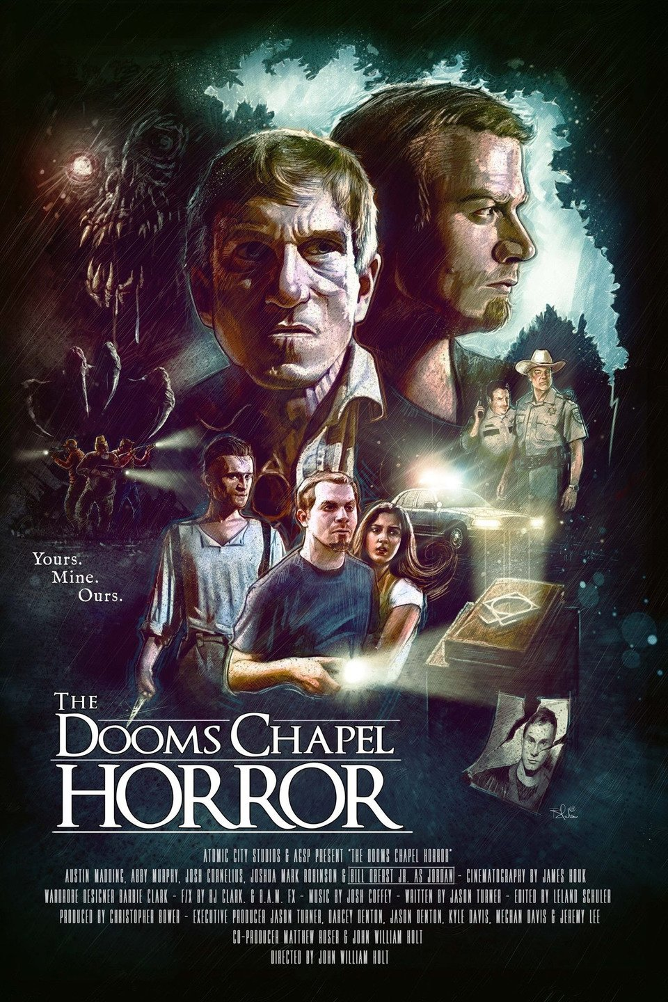 The Dooms Chapel Horror (2016, John Holt) 160822050237461136