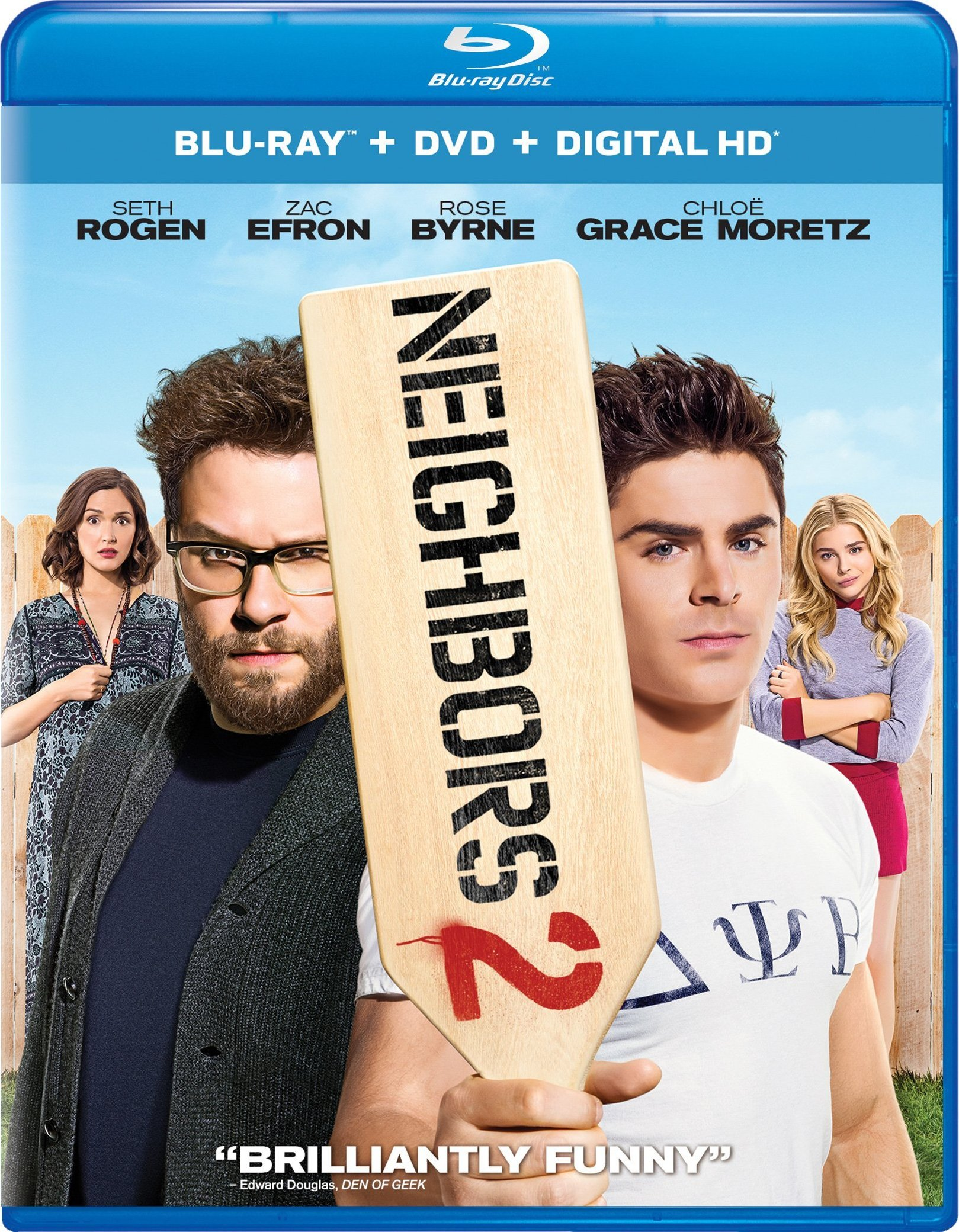 Neighbors 2: Sorority Rising (2016) poster image