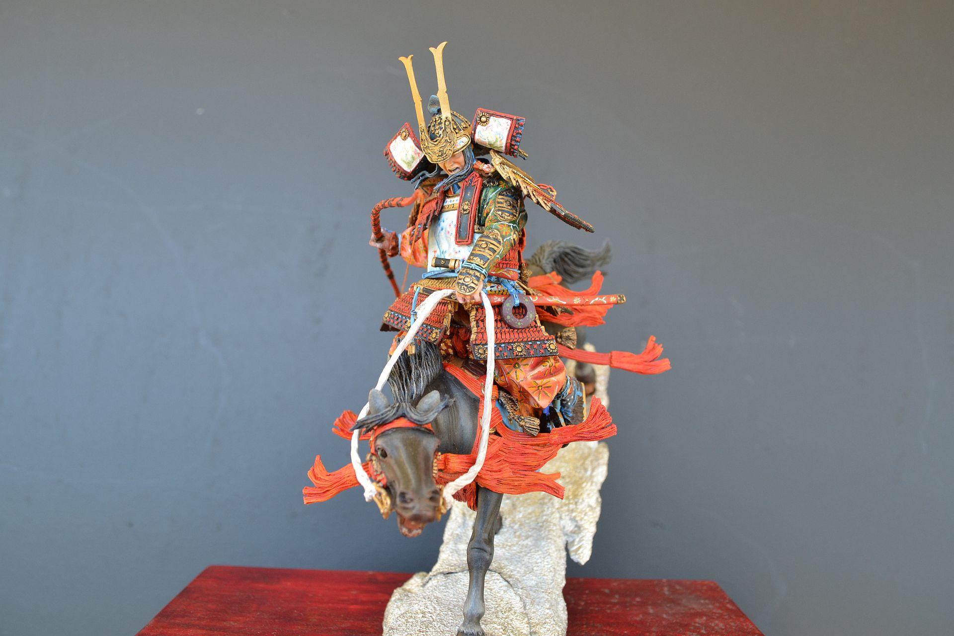 figurine pegaso - samouraï 90 mm - Page 3 160824023715522142