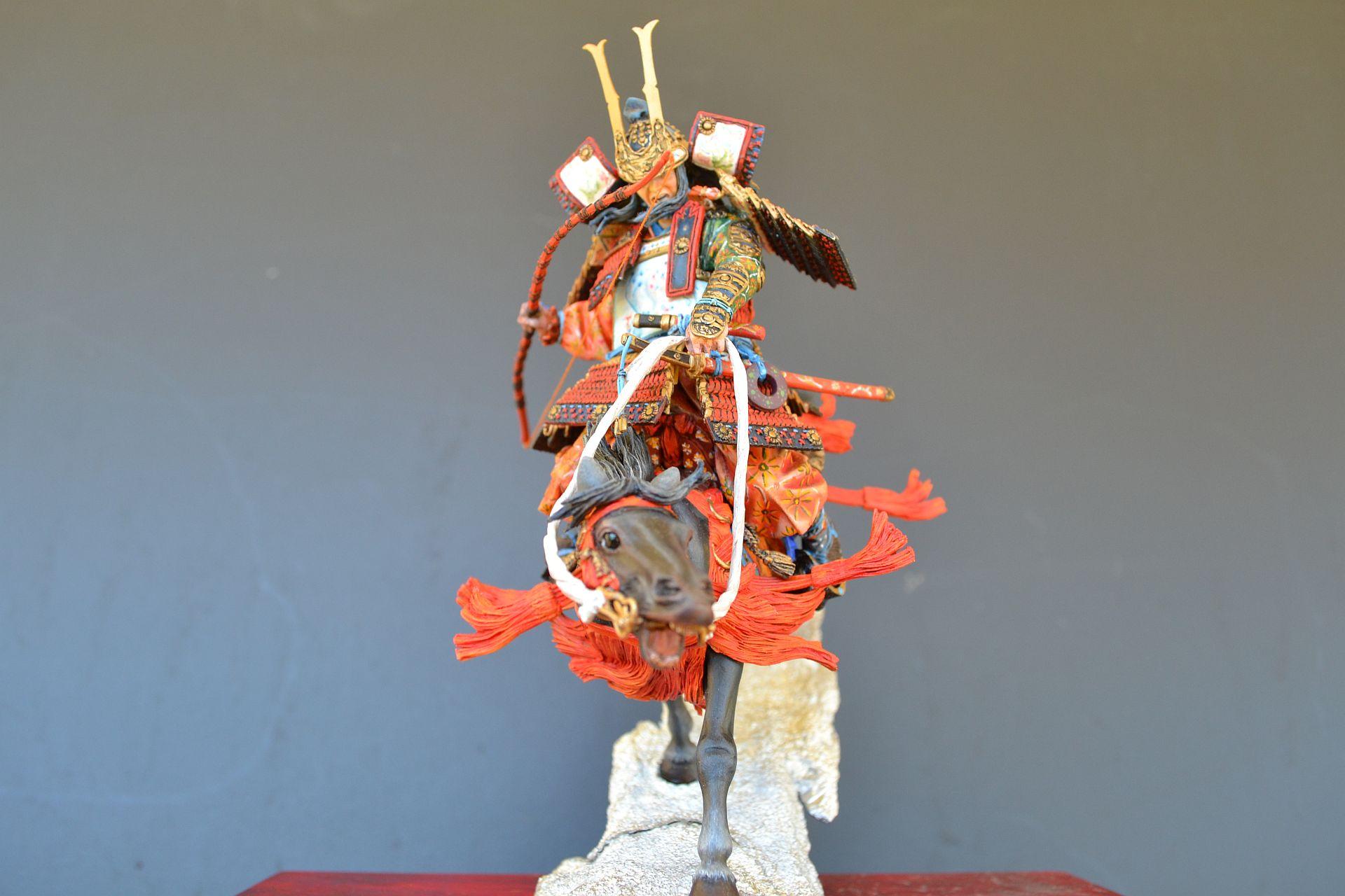 figurine pegaso - samouraï 90 mm - Page 3 160824023715977707