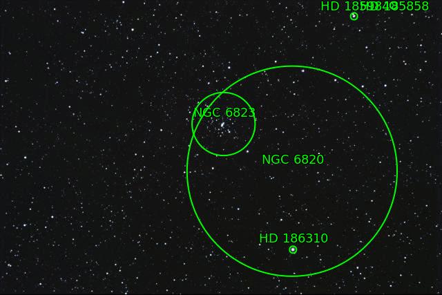 NGC 6823 pour astrométrie 160824114602758383