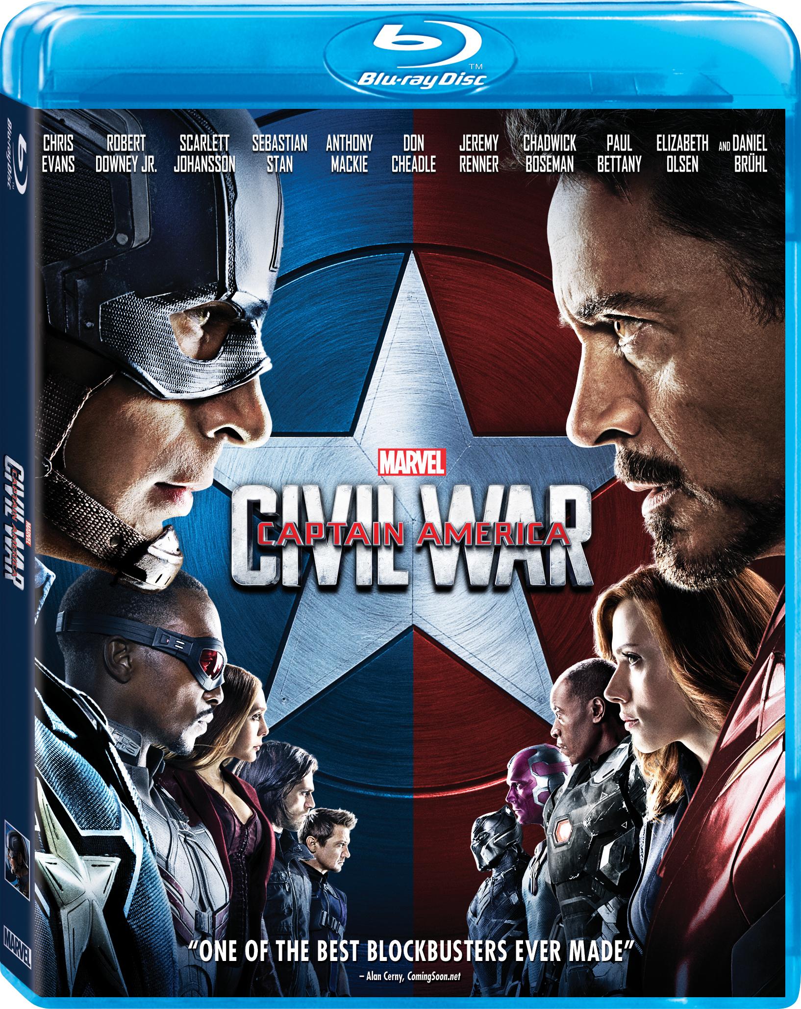 Captain America: Civil War (2016) poster image