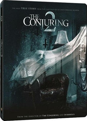Conjuring 2 Le Cas Enfield french bluray 1080p