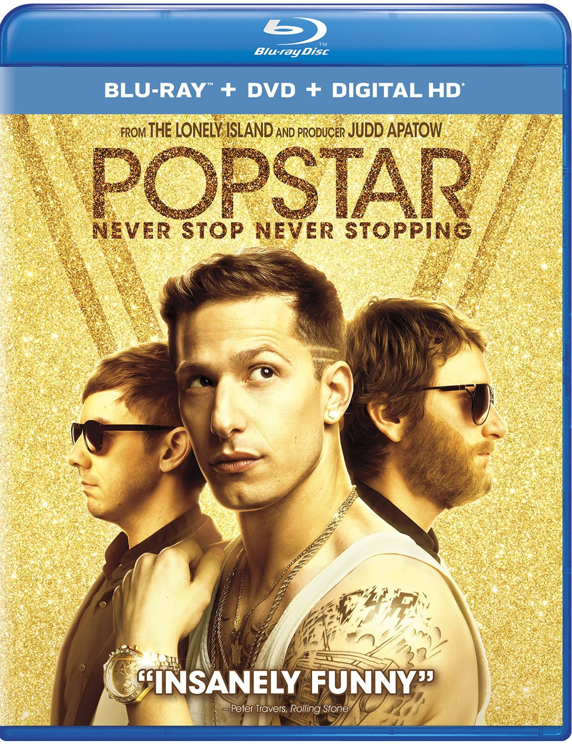 Popstar: Never Stop Never Stopping (2016) poster image