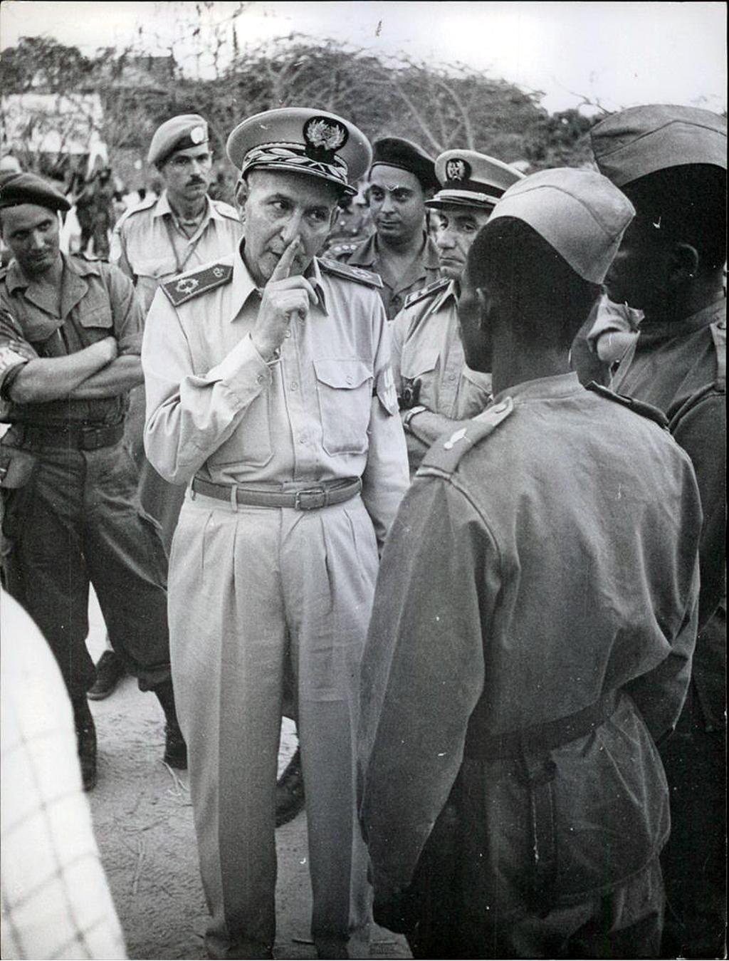 Les Forces Armées Royales au Congo - ONUC - 1960/61 160901034048838617