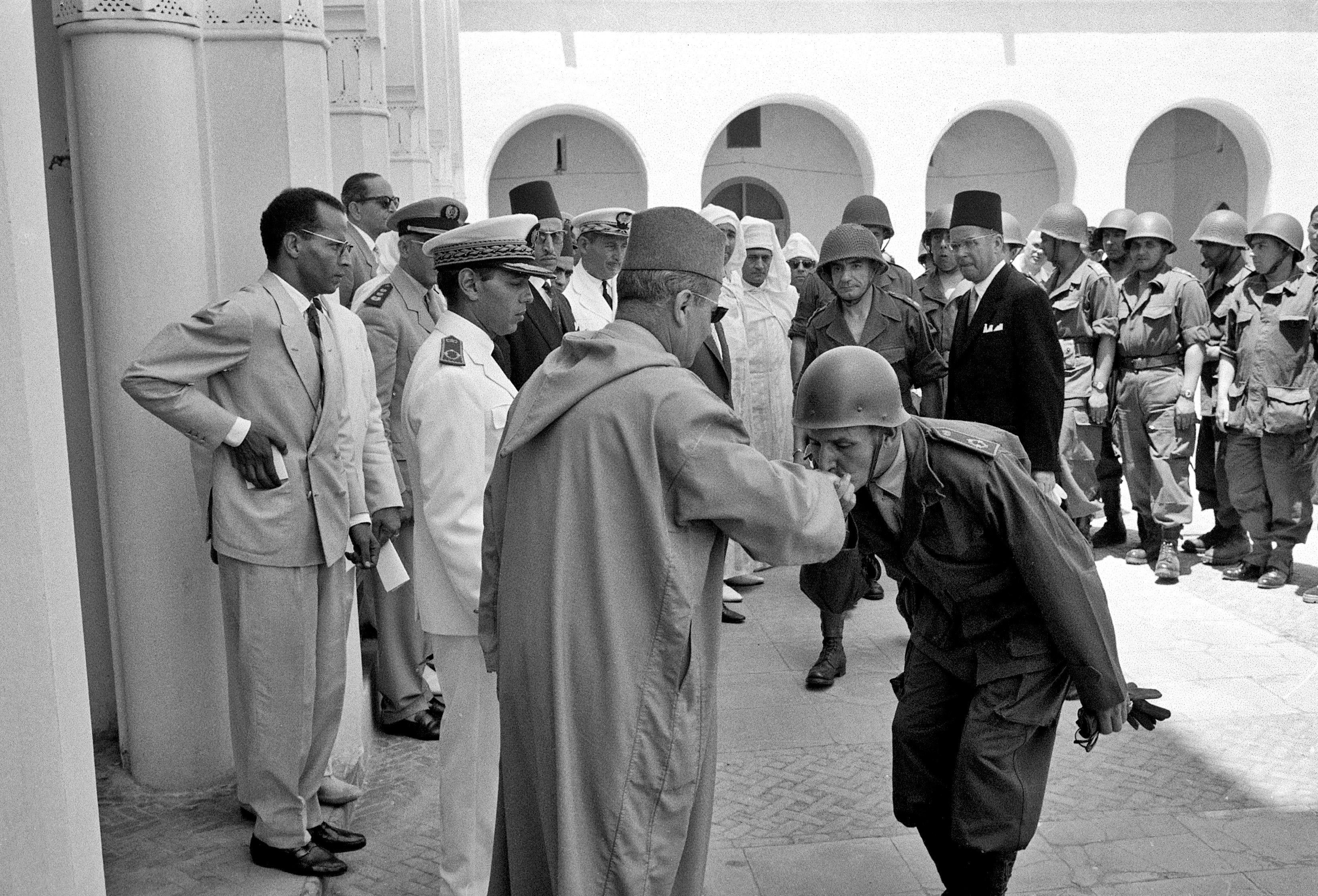 Les Forces Armées Royales au Congo - ONUC - 1960/61 160901034052215444