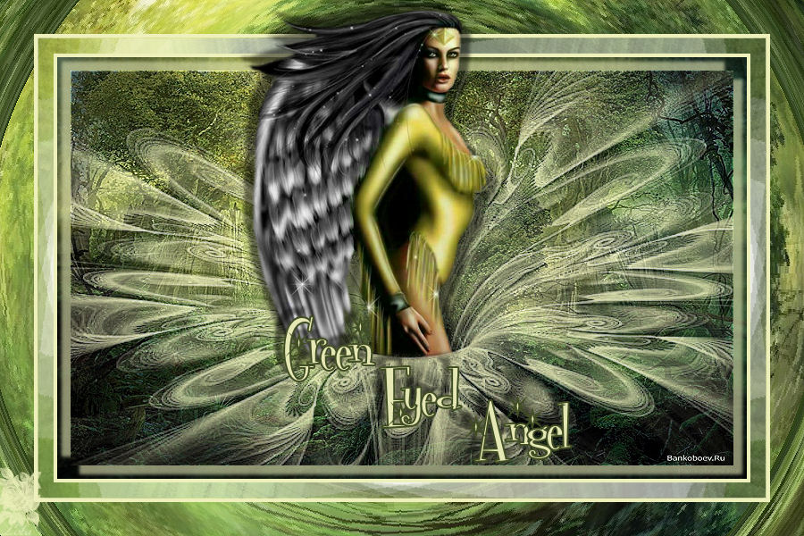 Green  Eyed  Angel