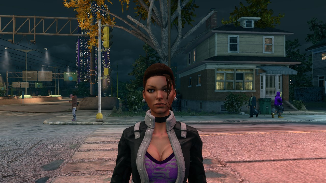 Saints row 4 shaundi flirten