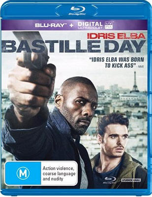 Bastille Day french bluray 720p