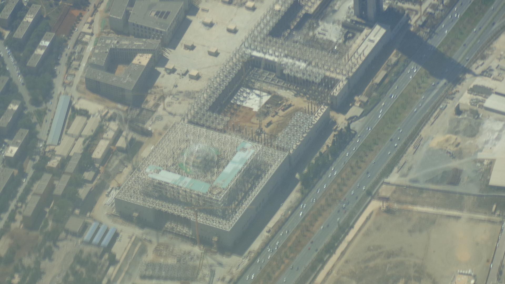 مشروع جامع الجزائر الأعظم: إعطاء إشارة إنطلاق أشغال الإنجاز - صفحة 16 160903094515298223
